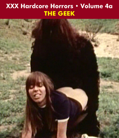 scenes Bigfoot the geek nude