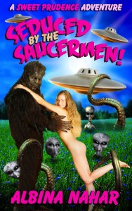Seduced by Saucermen book cover
